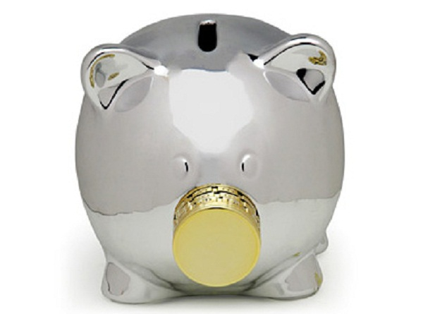 Stylish-pork-knox-savings-bank-with-combination-lock-snout