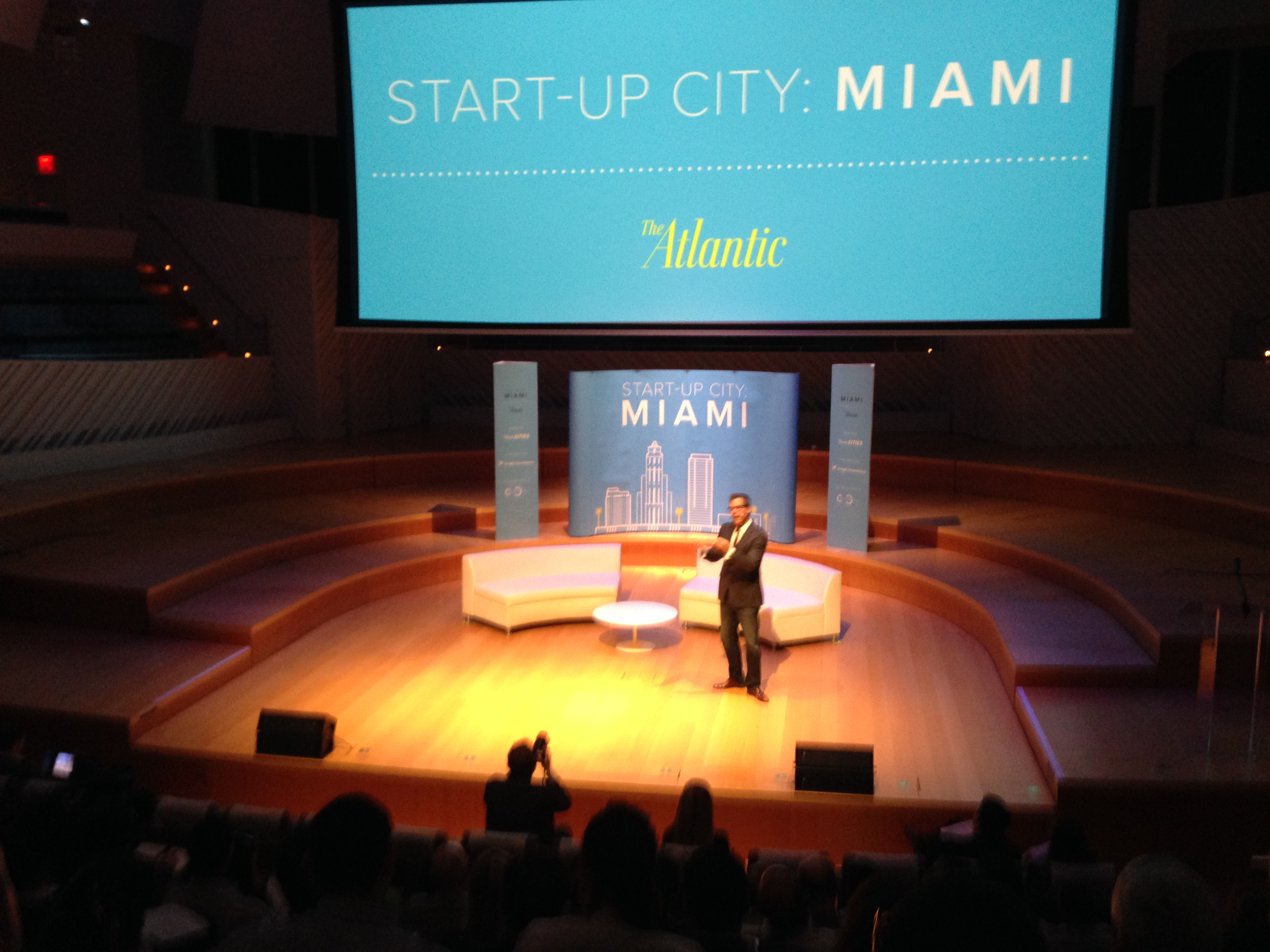 Reports released at Start-Up City: Miami event show a tech