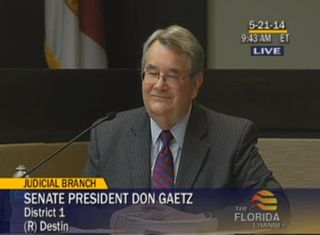 Gaetz redistricting trial