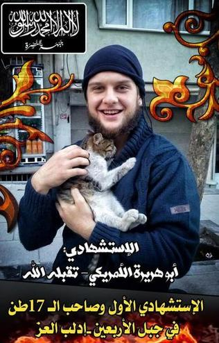 Moner Mohammad Abusalha, suicide bomber