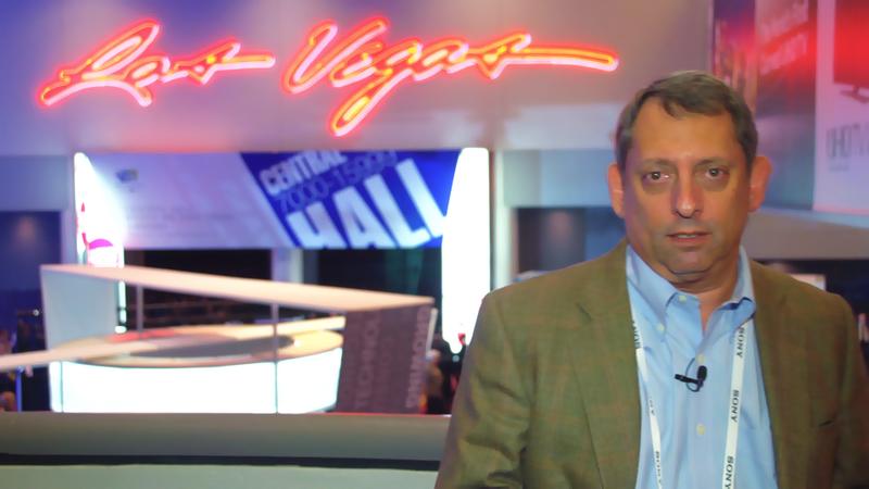 Brian Garr CES Las Vegas 2014