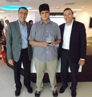 Code-a-Thon Winner Alejandro Lucena