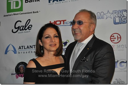 2014-04-10 Miami Beach Gay Pride VIP - Gloria Estefan 041