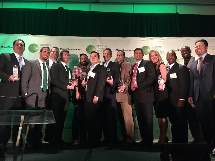 Miami Chamber - Award Picture (1)