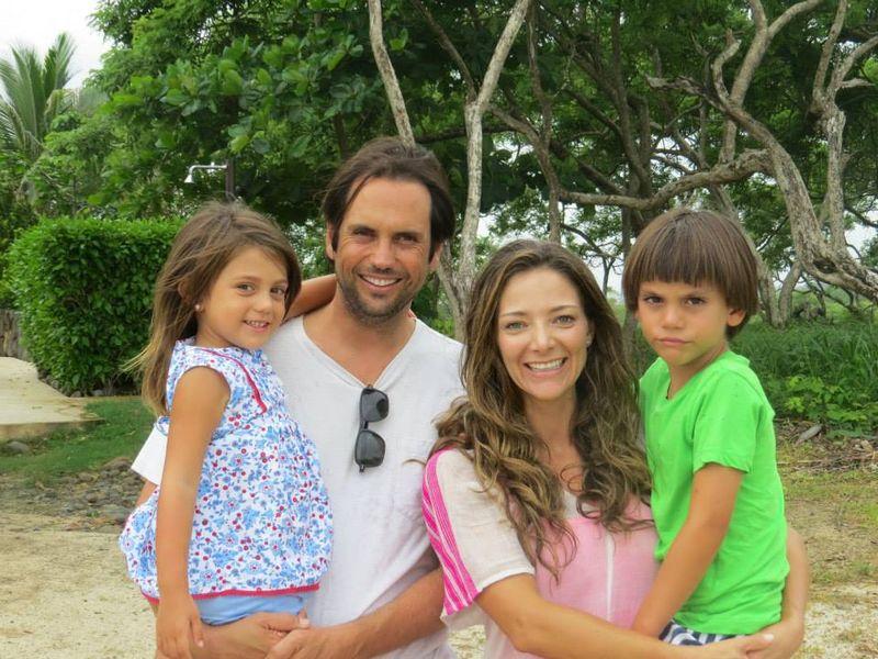 Liliana and family