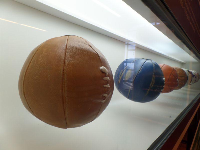 SPmuseumball