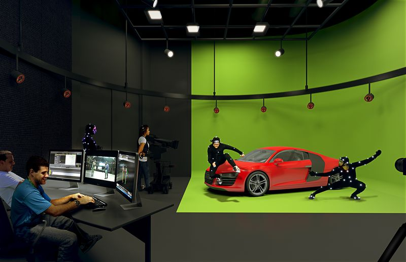 03_MDC_VFX_Motion Capture Studio  HD