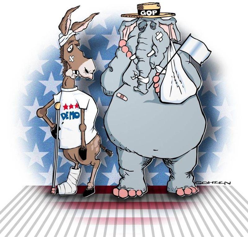 Political parties KRT Tim Goheen