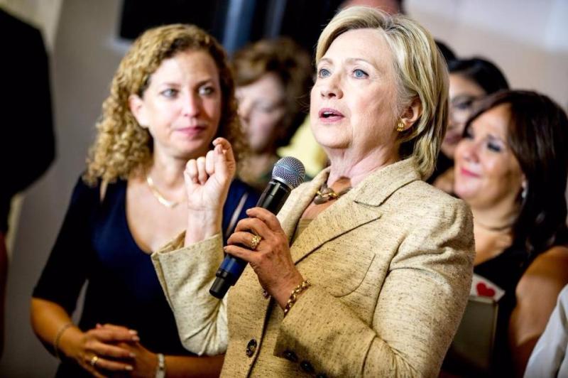 Clinton_dws in august - ap