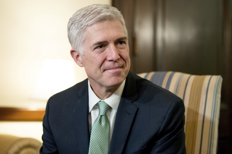 Supreme Court Gorsuch Education