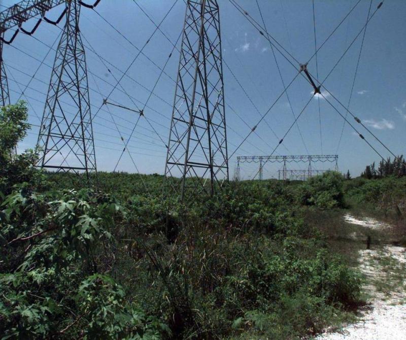 FPL transmission lines