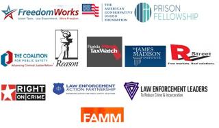 Sentencing reform supporters