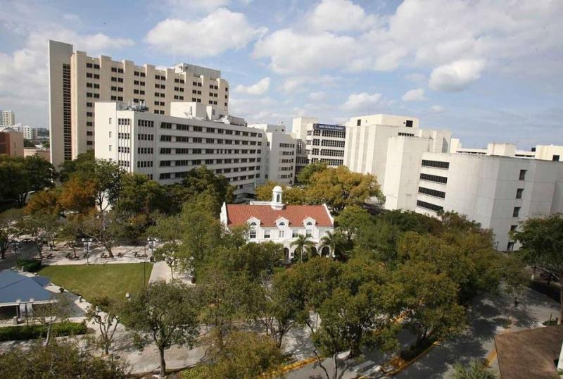 Jackson Memorial vista