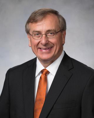 President Fuchs  2016