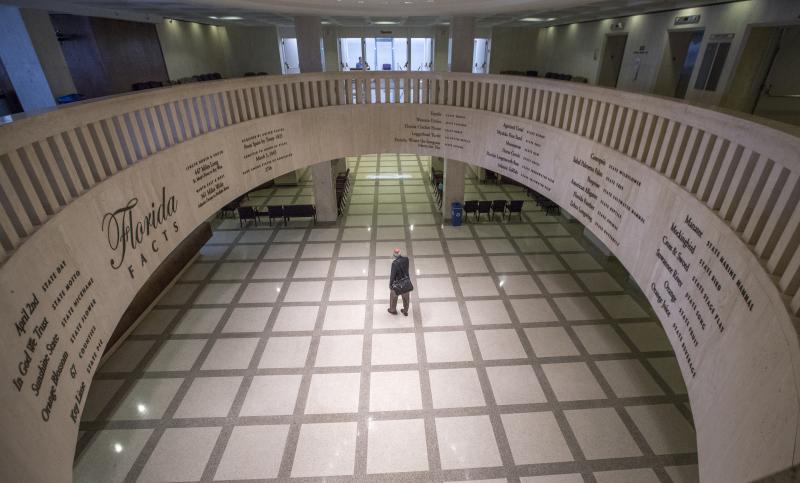 Florida Legislature lobby