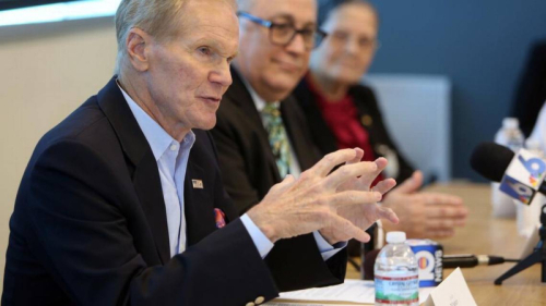 Bill Nelson calls out Republicans by name for refusing to work with him on taxes | Naked Politics