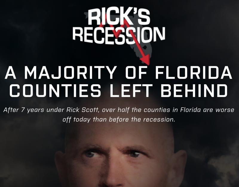 Ricks Recesssion screen shot