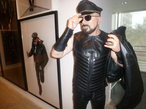 art basel peter marino at miami 39 s bass museum miami art. Black Bedroom Furniture Sets. Home Design Ideas