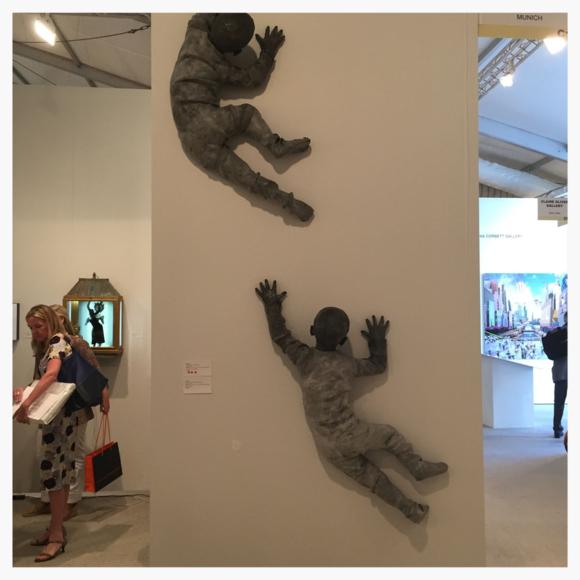 Galerie von Braunbehrens at Art Miami, Art Basel 2014, http://miamiherald.typepad.com/.a/6a00d83451b26169e201b7c717952f970b-pi
