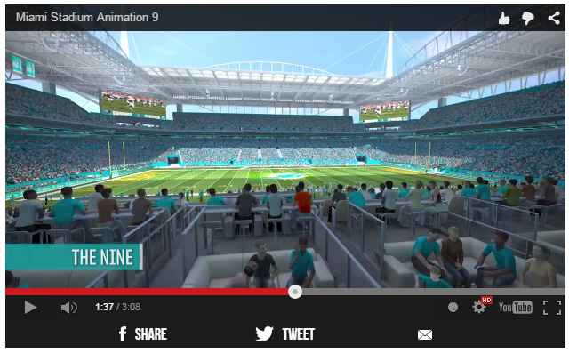More Sun Life Amenities But What About Home Field Advantage
