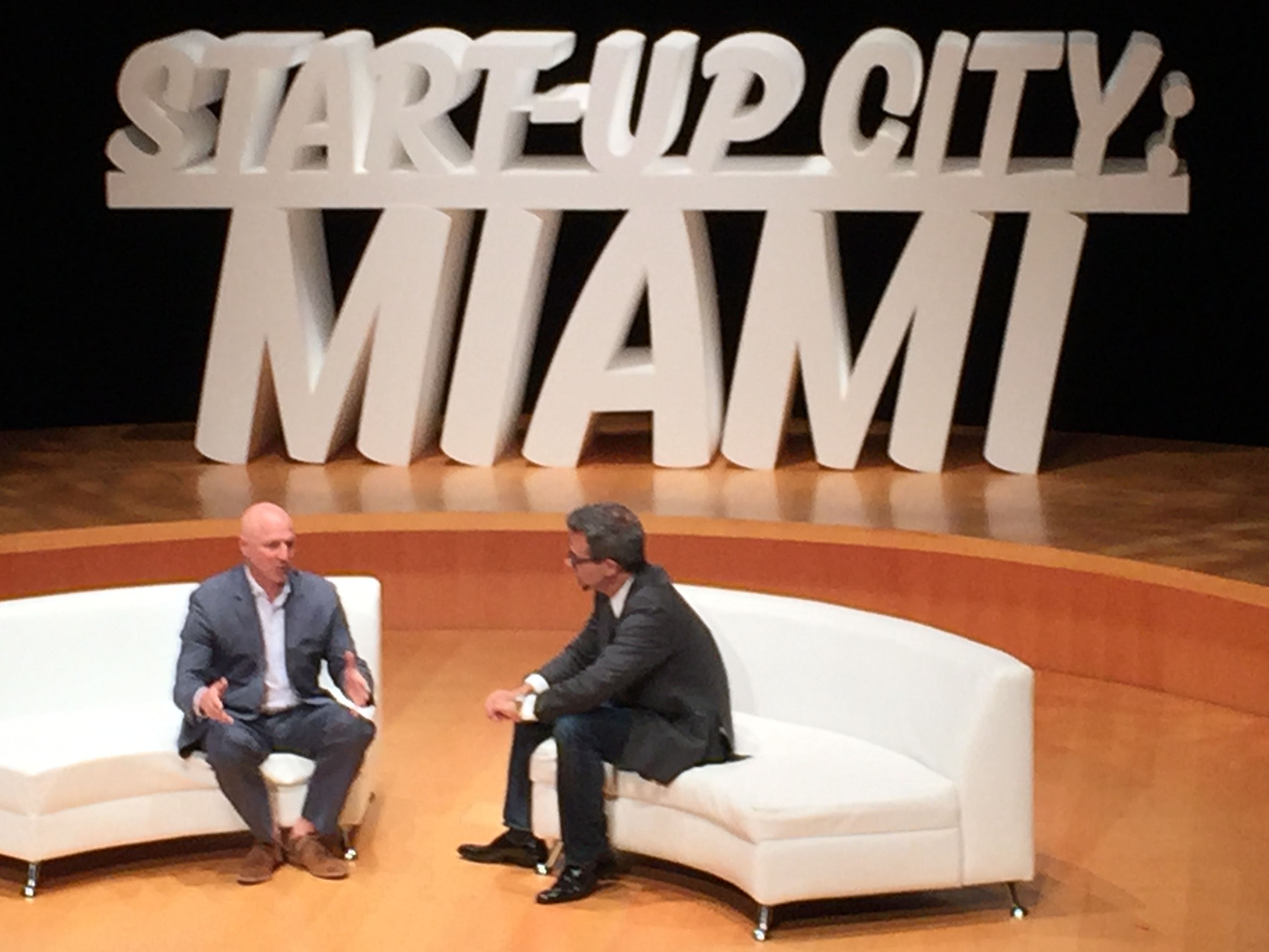 Start-Up City event looks at urban startups, creative energy