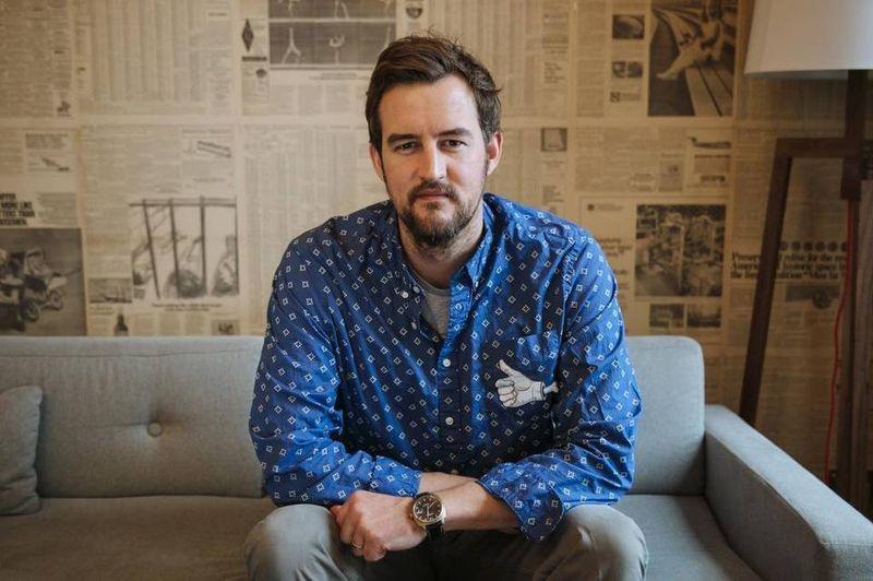 Miguel mckelvey of WeWork