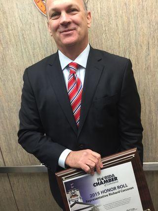 Corcoran chamber award