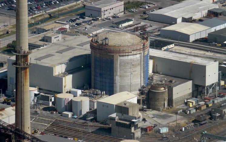 Duke Energy power plant