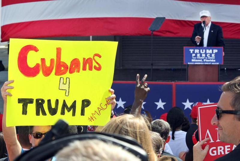 Cubans 4 trump