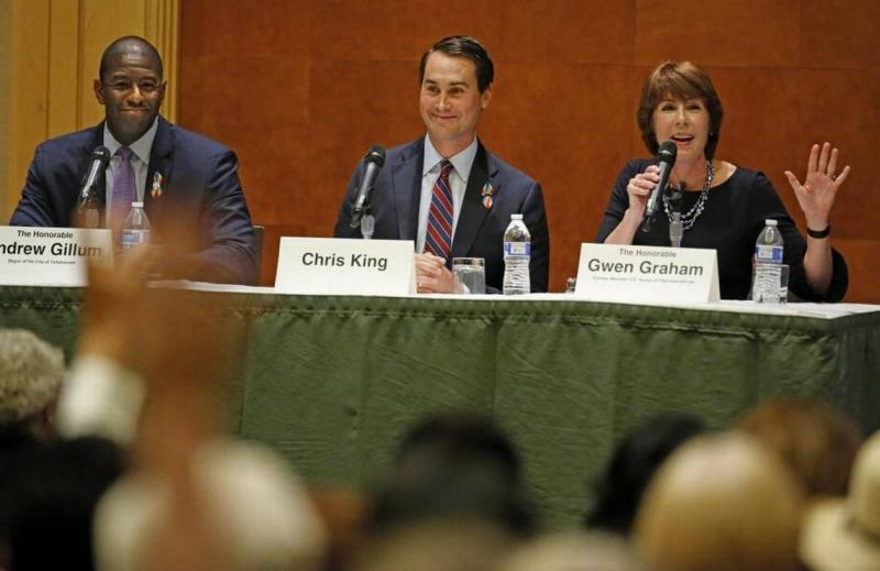 0368 Florida governor forum