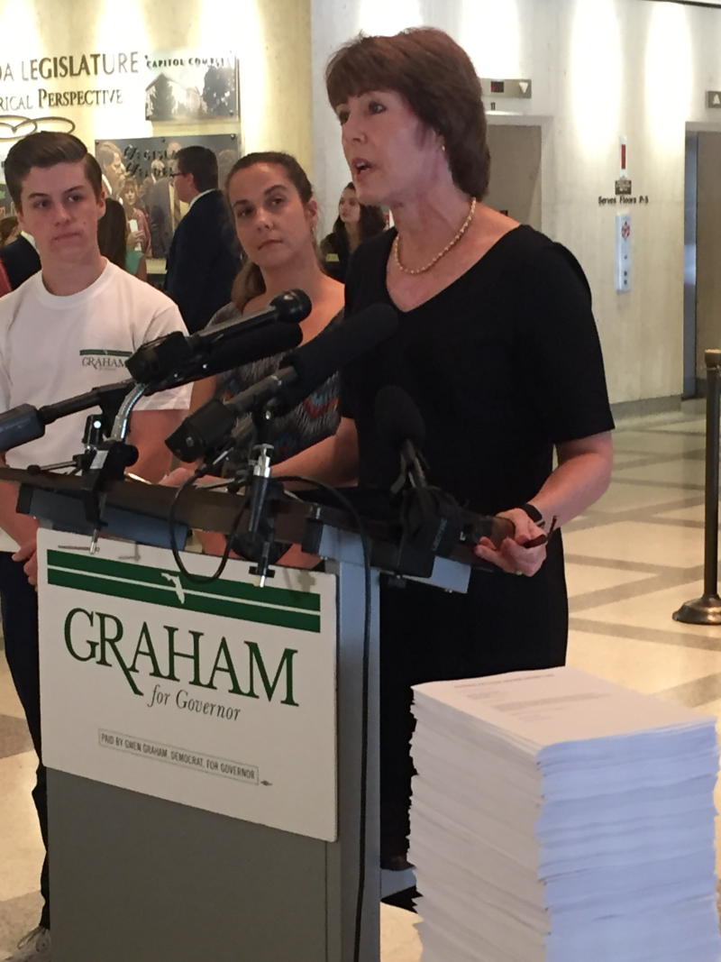 Graham petitions
