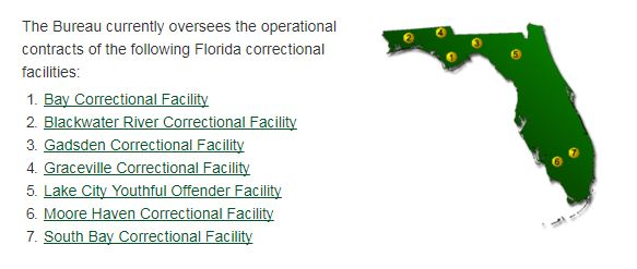 Naked Politics  Department Of Corrections  Miami Herald