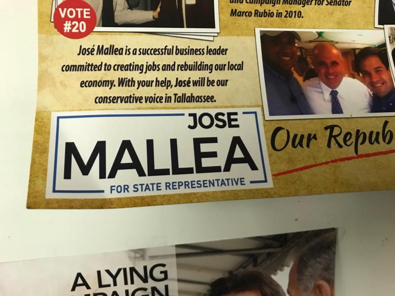 Rubio for Mallea