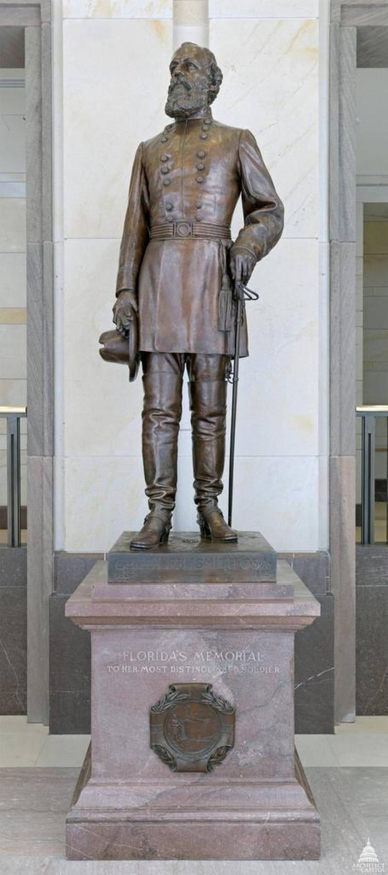 Confederate Statue Florida