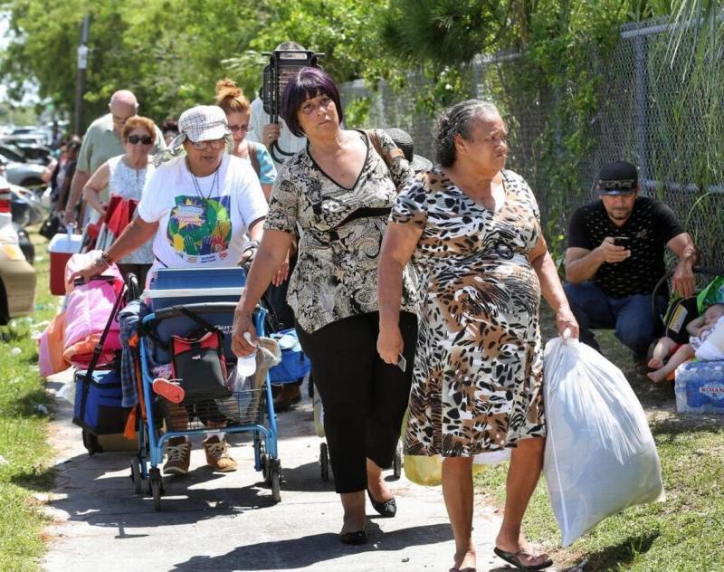 Shelter Miami-Dade C.M. Guerrero