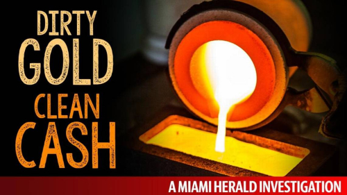 Marco Rubio asks Trump to act in response to the Herald's 'Dirty Gold, Clean Cash' series | Naked Politics