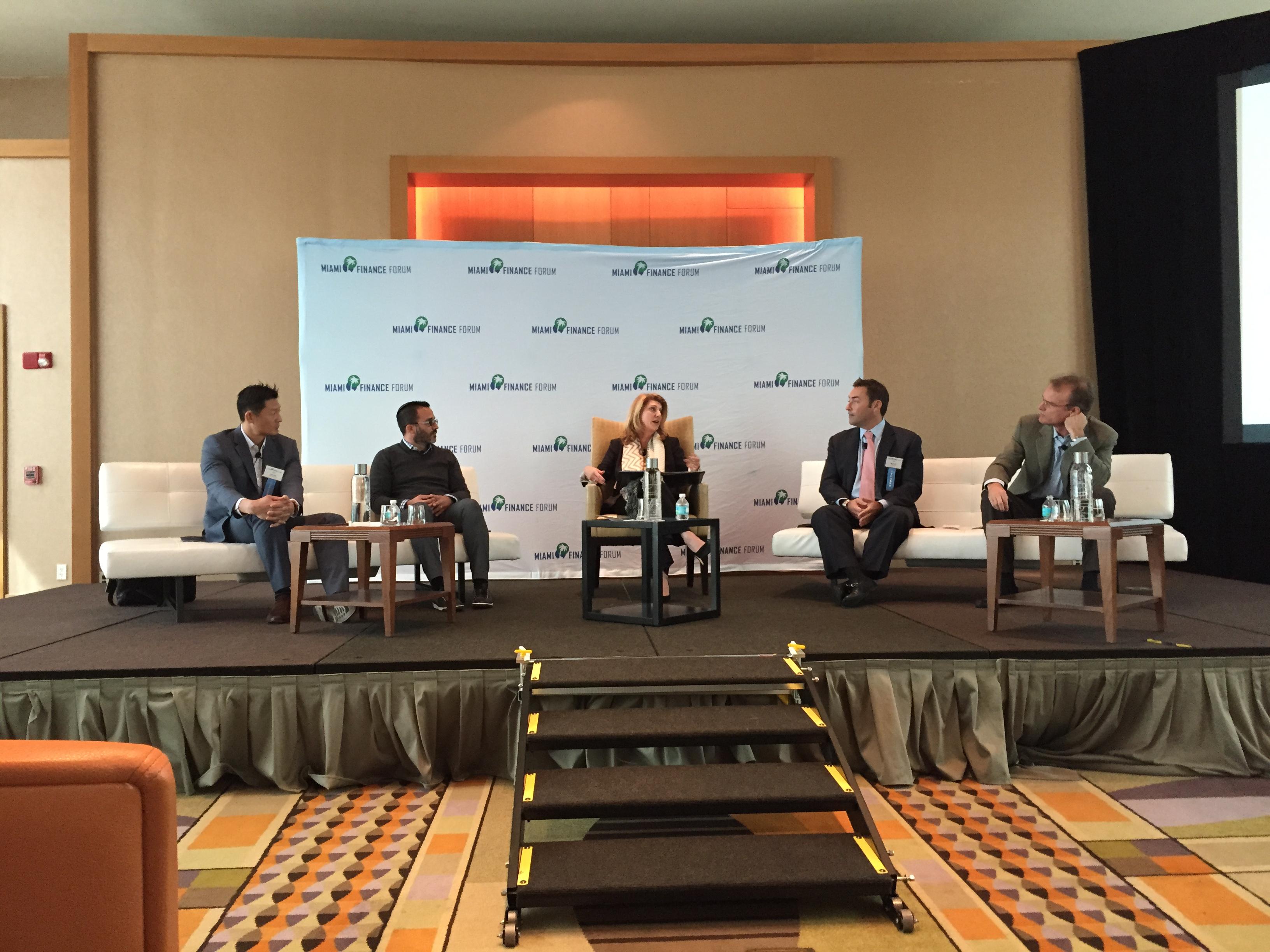 Mapping Miami's Financial Future: Tech, media industries