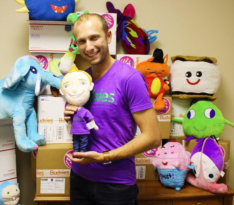 Alex Furmansky - Founder & CEO of Budsies small (1)
