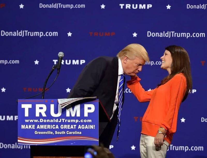 GOP 2016 Trump Hair