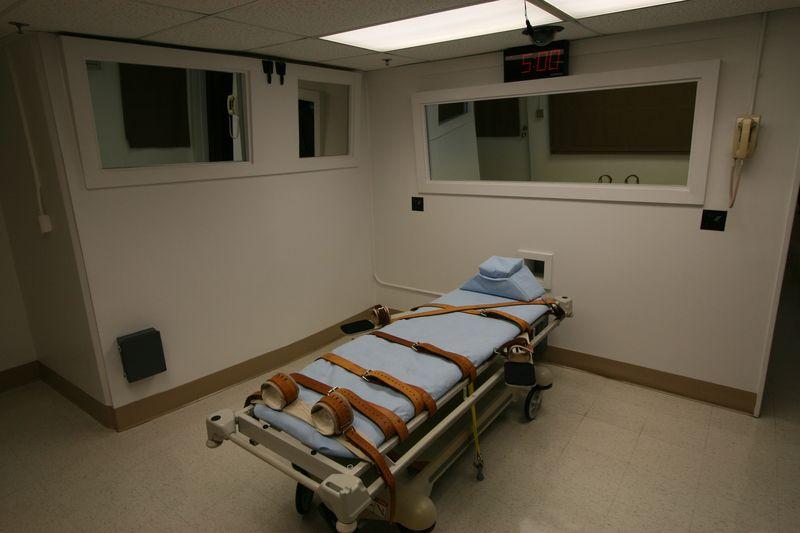 Florida execution chamber