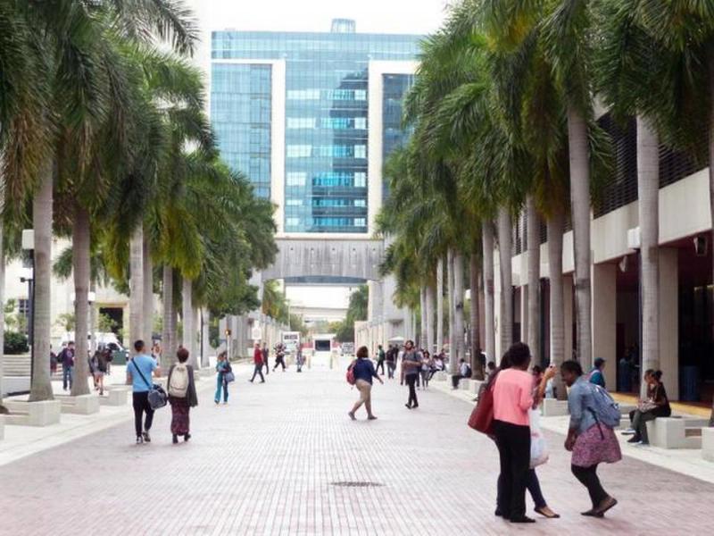 Miami-dade's wolfson campus