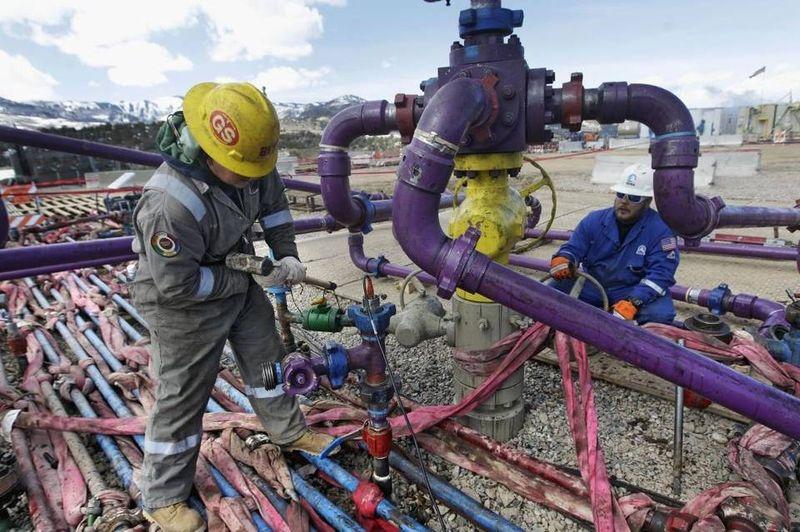 Fracking AP