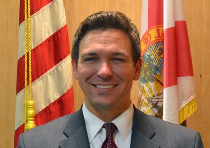 Resultado de imagen para Ron DeSantis pick vice governor