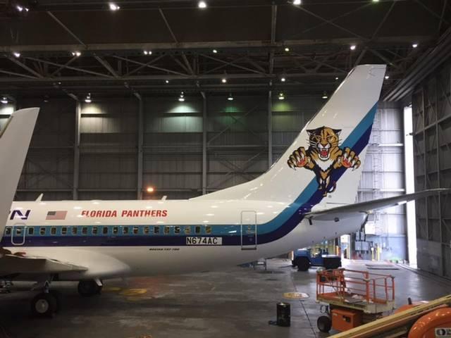Panthersplane