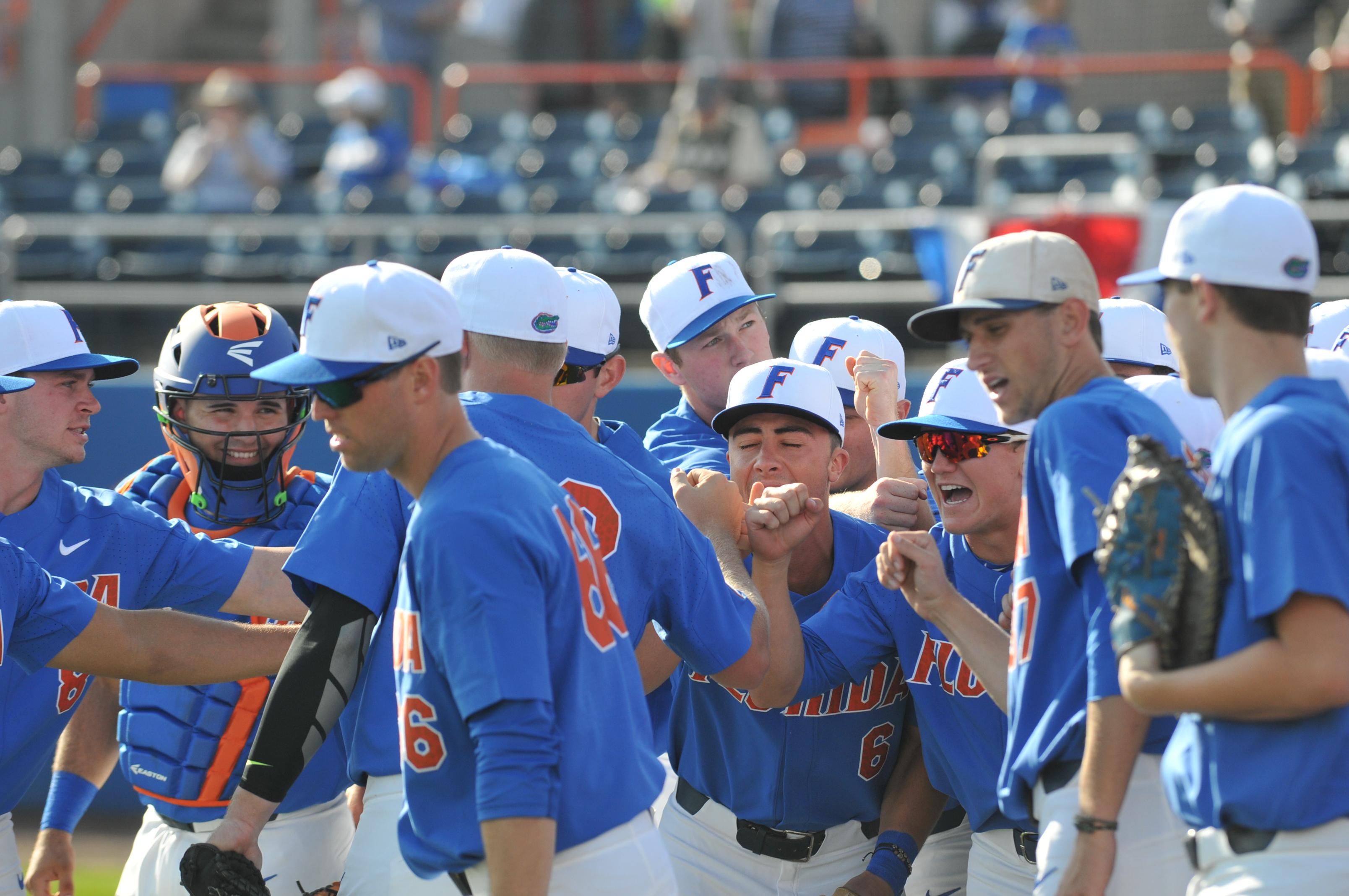 newest 5434e b10c0 Florida Gators Baseball Week in Review: Week 1 | Gator Clause