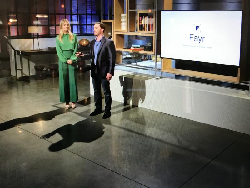 Gwyneth Paltrow Michael Daniels Fayr Presentation 1