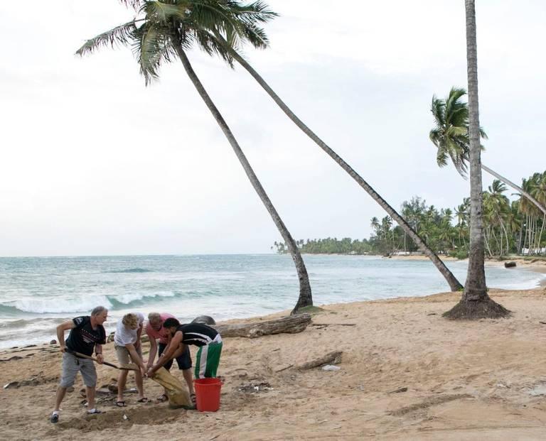 Dominican Republic Hurrican Irma