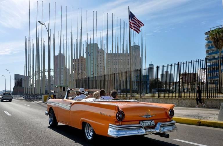 US NEWS USCUBA-DIPLOMATS-COLDWAR ABA