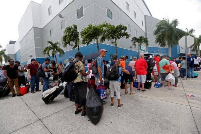 Irma evacuees Miami Herald files