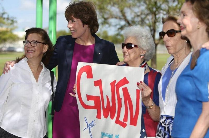 Gwen Graham 10 EKM